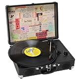 Tourne-disque enregistreur