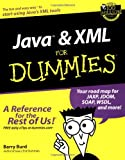 img - for Java and XML For Dummies book / textbook / text book