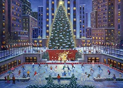 NYC Christmas Puzzle by Ravensburger