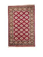 RugSense Alfombra Kashmir Rojo/Multicolor 123 x 75 cm