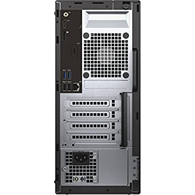 DELL 3 Years On Site Warranty i3 OptiPlex 3040 MT Desktop i3-6th Gen || 4GB || 500GB || Win10 Pro || No DVD WR...
