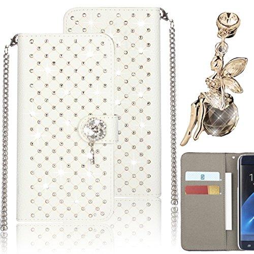 Étui Housse en Cuir Ultra-mince Avec La Fonction Stand pour Samsung Galaxy S4 I9500 Coque Cuir Case, Vandot Samsung Galaxy S4 I9500 Coque avec Cartes