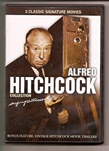 The Alfred Hitchcock Collection: Blackmail, The Lady Vanishes, Rich and Strange