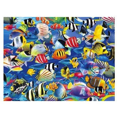 Cheap Hobbico Visual Echo 3D Effect Tropical Colors 3D Mini Lenticular Puzzle 35pc (B000OF8RAQ)
