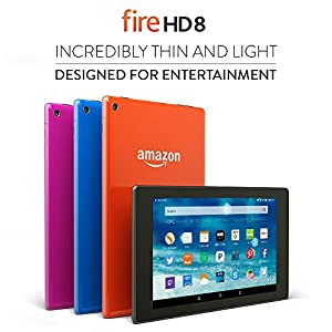 Fire HD 8 by Amazon