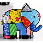 Romero Britto Mini Elephant, India 2012 Edition