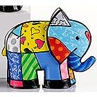Romero Britto Mini Elephant, India 2012 Edition