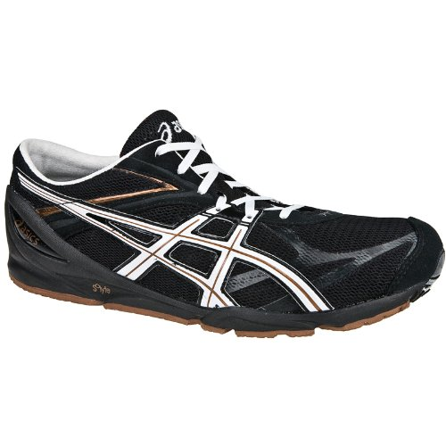 Asics Piranha SP 3 Running Shoes (Black UK 5.5)
