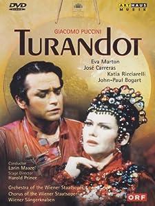 Puccini: Turandot [DVD] [2011] [Region 1]  [NTSC]