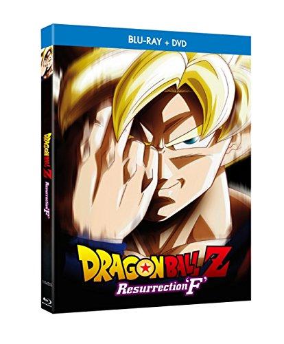 ドラゴンボールZ 復活の「F」 [Blu-ray + DVD]セット Dragon Ball Z: Resurrection Of F [並行輸入品]