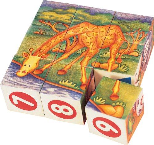 Voila Safari Cubes