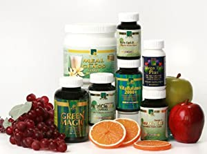 Wellness Pack - A Comprehensive Nutritional Program