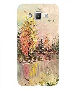 Graffiti design Back Case Cover for Samsung Galaxy J7::Samsung Galaxy J7 J700F