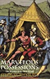 Marvelous Possessions: The Wonder of the New World (0226306526) by Greenblatt, Stephen
