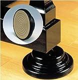 ピアノ地震・防音対策商品 スーパーピアノストップ アップライト用 ブラック
