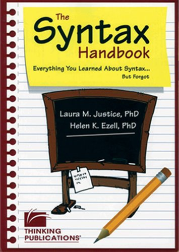 The Syntax Handbook: Everything You Learned About Syntax...