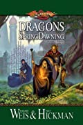 Dragons of Spring Dawning by Margaret Weis, Tracy Hickman cover image