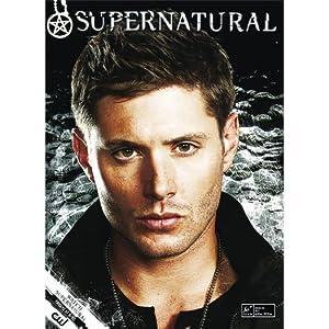 Supernatural (14inch x 19inch / 35cm x 48cm) Silk Print Poster - Seide Plakat - 7FB970