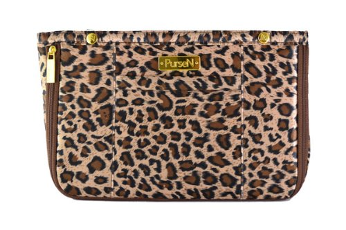 d09ad0e871d5 and also read review customer opinions just before buy PurseN Leopard Hot  Pink Small Handbag Organizer Insert.