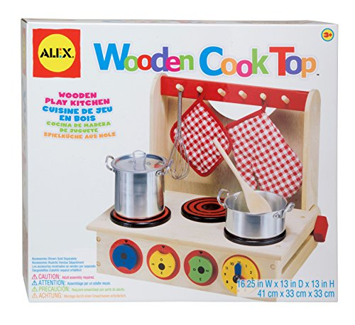 ALEX Toys Wooden Cook Top (Wooden Stoves compare prices)