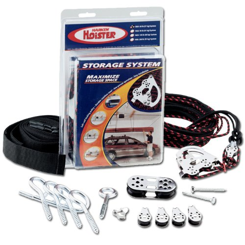 Harken Utility, Bike and Dinghy 4 Point Hoister (145# System)