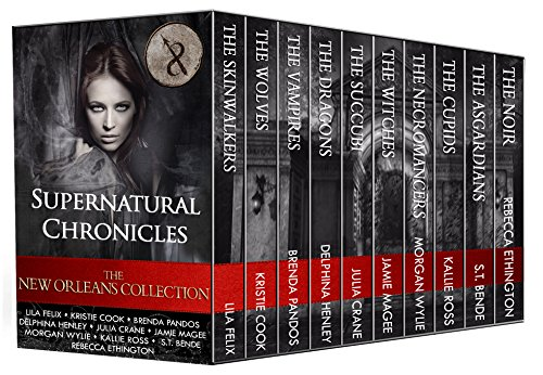 Supernatural Chronicles: The New Orleans Collection by Kristie Cook  & Others ebook deal