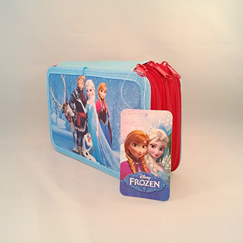 Frozen Astuccio con 3no. Scomparti