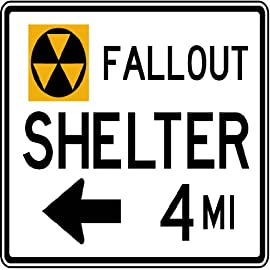 Fallout Shelter Wall Decal