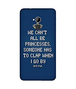 All Cant Be Princess HTC One Max Case
