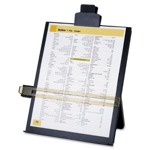 Sparco Easel Document Holders, Adjustable, 10-3/8