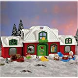 Fisher Price Little People North Pole Cottage