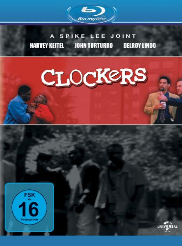 Clockers [Blu-ray]