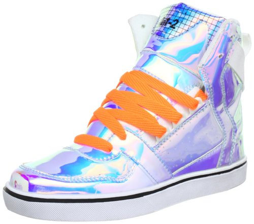 Nat-2 Unisex - Adult n2Cube 2 High Top multi-coloured Mehrfarbig (metallic vanish) Size: 39