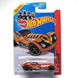 Dieselboy '14 Hot Wheels 154/250 (Orange) Vehicle