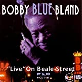 echange, troc Bobby Blue Band - Live On Beale Street