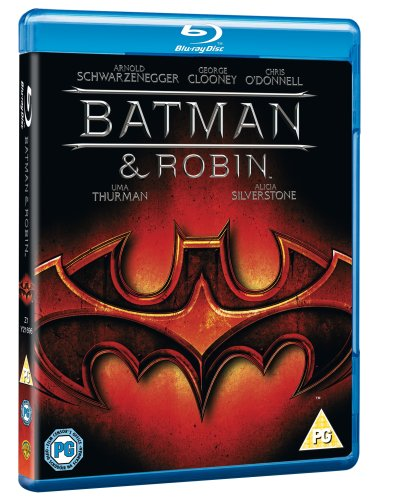 Batman & Robin / Бэтмэн и Робин (1997)