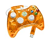Rock Candy Controller - Orange (Microsoft Licensed) (Xbox 360)