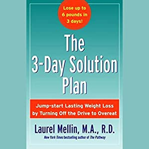 The 3-Day Solution Plan Hörbuch