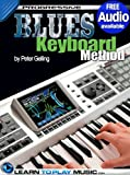 img - for Blues Keyboard Lessons for Beginners: Teach Yourself How to Play Keyboard (Free Audio Available) (Progressive) book / textbook / text book