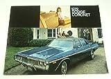 1972 72 Dodge CORONET BROCHURE Custom Standard