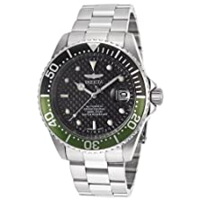 buy Invicta Men'S 15586Syb Pro Diver Analog Display Japanese Automatic Silver Watch
