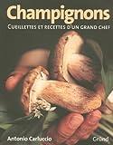 echange, troc Antonio Carluccio - Les champignons : cueillettes et recettes d'un grand Chef