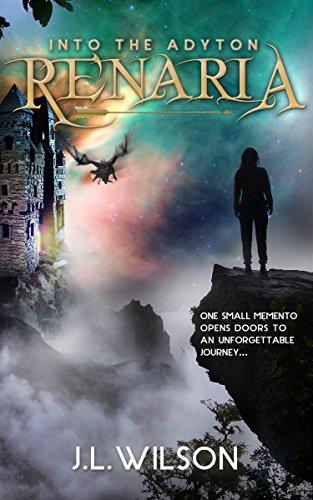 Renaria: Into the Adyton cover