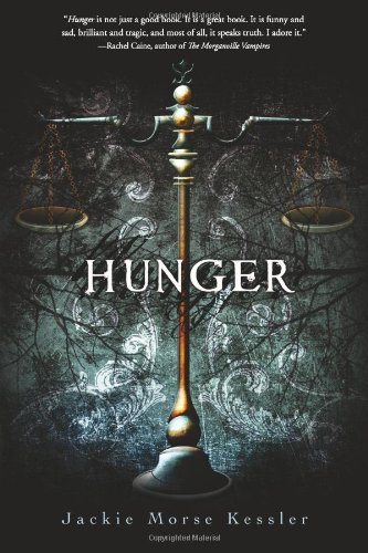 Cover of Hunger (Riders of the Apocalypse)