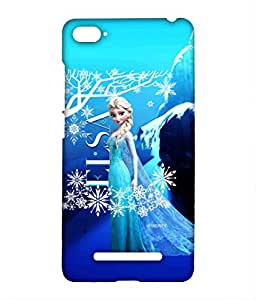 Block Print Company Elsa Phone Cover for Xiaomi Mi4i