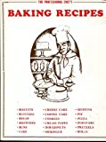 img - for The Professional Chef's Baking Recipes book / textbook / text book