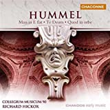 Hummel: Messe en mi bémol majeur - Te Deum - Quod in orbe