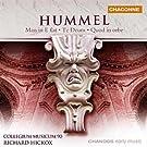 Hummel: Messe en mi b�mol majeur - Te Deum - Quod in orbe