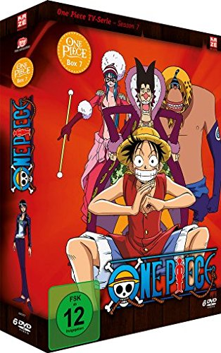One Piece, DVD