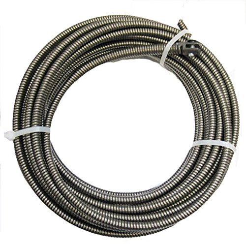 Cobra 50-Ft 5/16 Music Wire Machine Drain Auger Pipe (Cobra Auger 50 Feet compare prices)